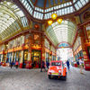 Leadenhall Market in London, England