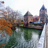 Bridge in Nuremberg, Germany