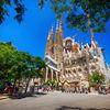 La Sagrada Família in Barcelona, Spain