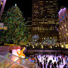 Christmas at Rockefeller Center in New York City